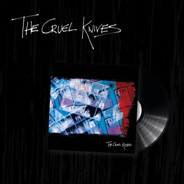 Side Two & Side One Signed Vinyl - The Cruel Knives