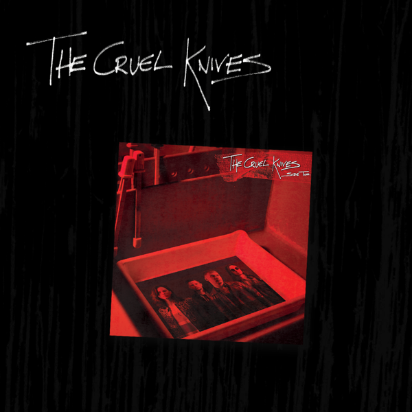Side Two Signed CD - The Cruel Knives