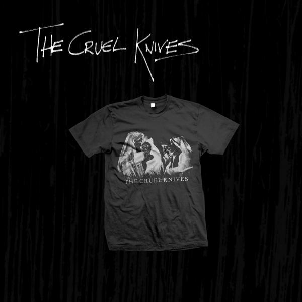 Smoking Nuns Inverted T-Shirt - The Cruel Knives