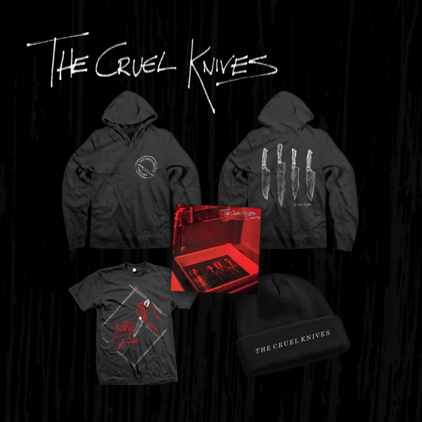 Ultimate Signed CD Bundle - The Cruel Knives