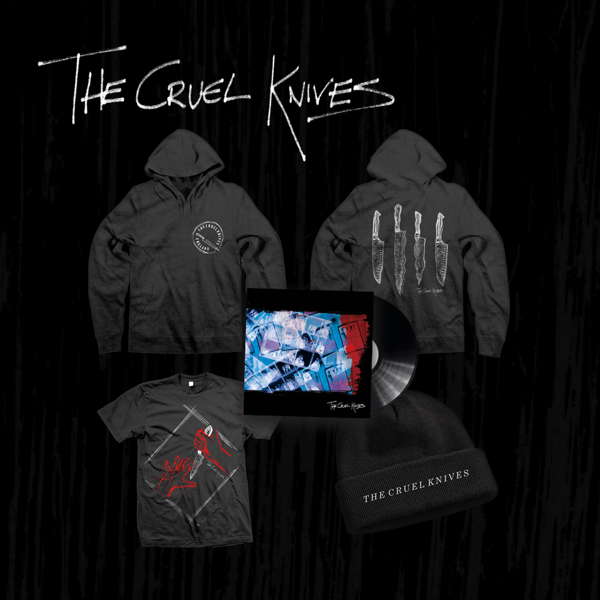 Ultimate Signed Vinyl Bundle - The Cruel Knives