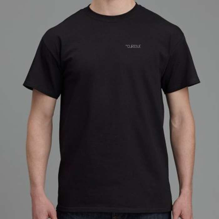 The Curious Logo T-shirt (Small) - The Curious