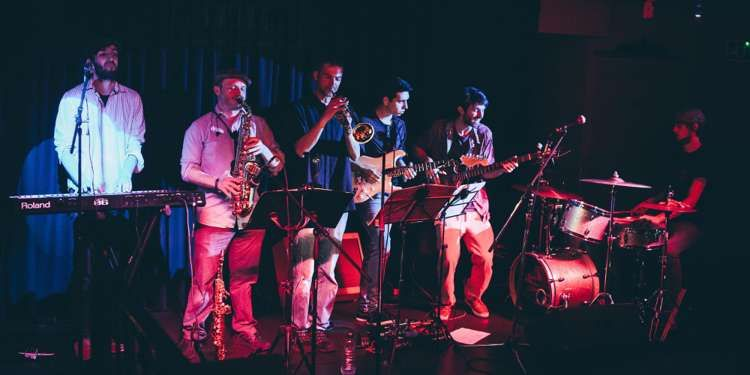 EARLY SHOW* Nimbus Sextet [live] at The Dancehall, Glasgow