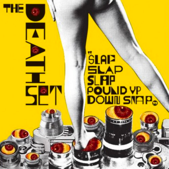 Slap Slap Slap Pound Up Down Snap - CD - The Death Set