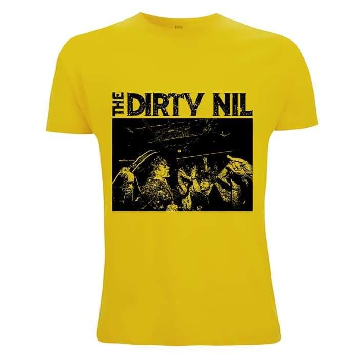 Photo – Yellow Tee - The Dirty Nil