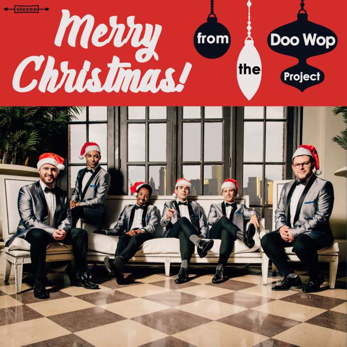 """Merry Christmas! from The Doo Wop Project"" CD - The Doo Wop Project"