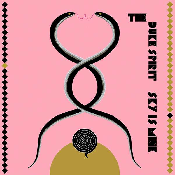 Sky is Mine CD Album (Signed or Unsigned) - The Duke Spirit