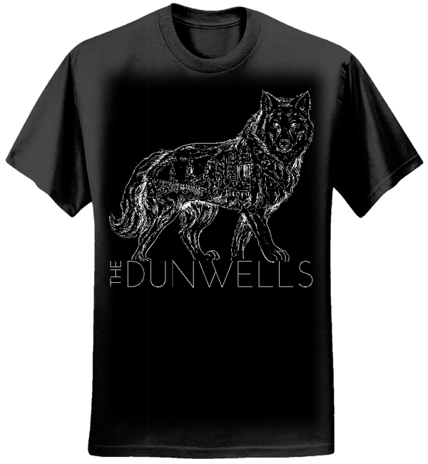 Wolf T-Shirt - The Dunwells