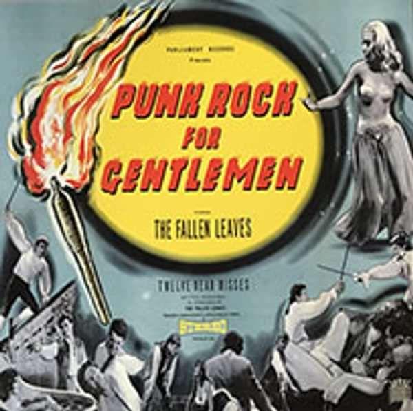 Punk Rock For Gentlemen - 200gsm Vinyl - The Fallen Leaves