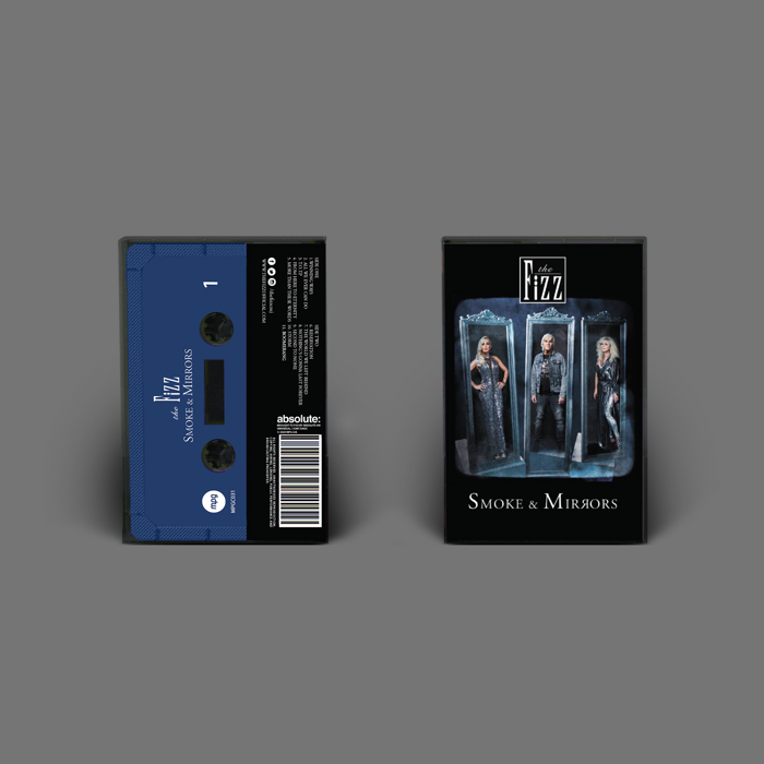 Smoke & Mirrors (Limited Edition Cassette + Signed Photo Card) - The Fizz