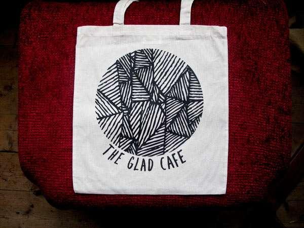 Glad Cafe Tote Bag - The Glad Cafe