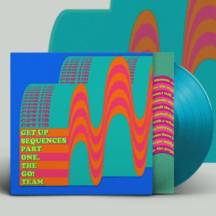 Get Up Sequences Part One - LP & download - The Go! Team US