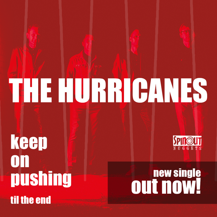 Keep On Pushing - 7in single - The Hurricanes