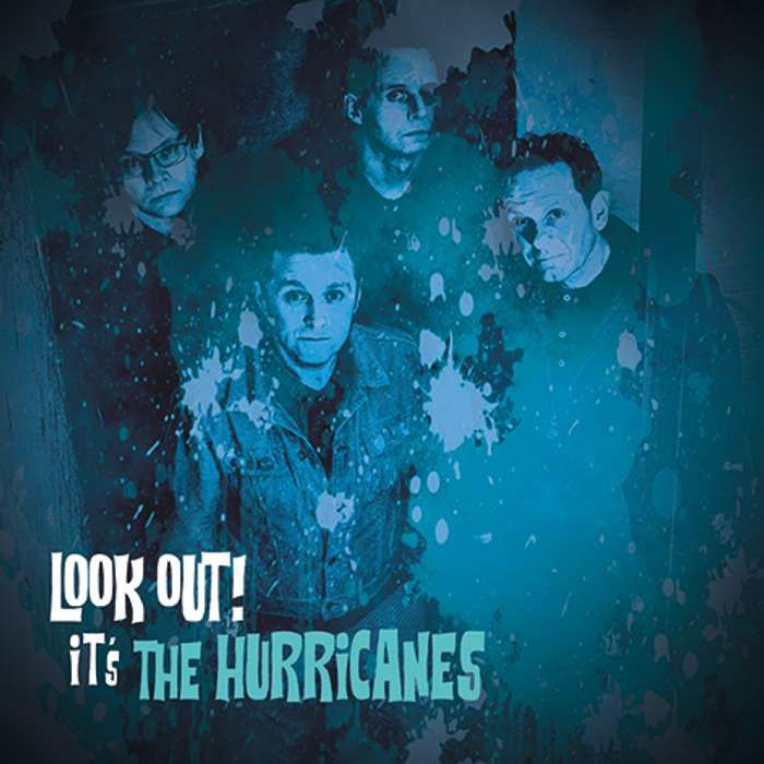 Look Out! It's The Hurricanes - Limited Vinyl Album + CD + Badges + Sticker - The Hurricanes