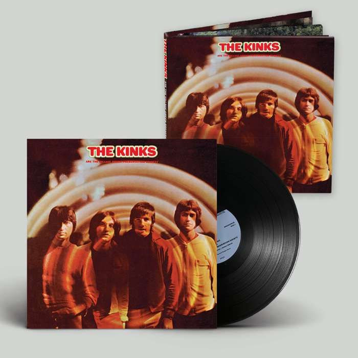 The Kinks Are The Village Green Preservation Society [2xCD & LP Bundle] - The Kinks (USA)