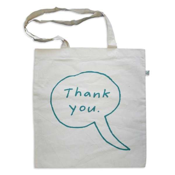 The Knife - Thank You Tote - The Knife