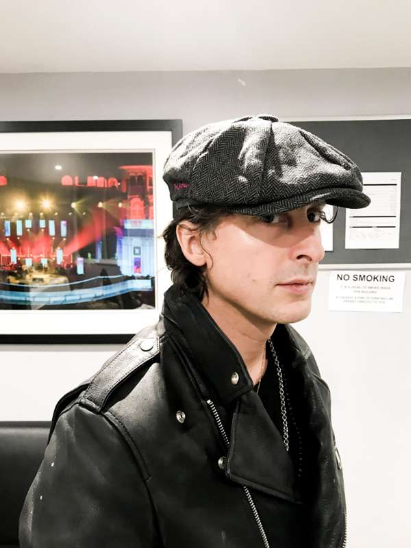 Baker Boy Cap (SALE) - The Libertines