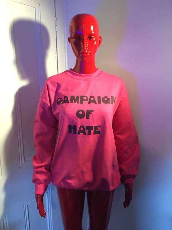 Campaign Of Hate Sweatshirt - The Libertines