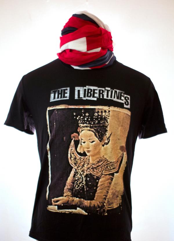 Crown T-Shirt (SALE) - The Libertines