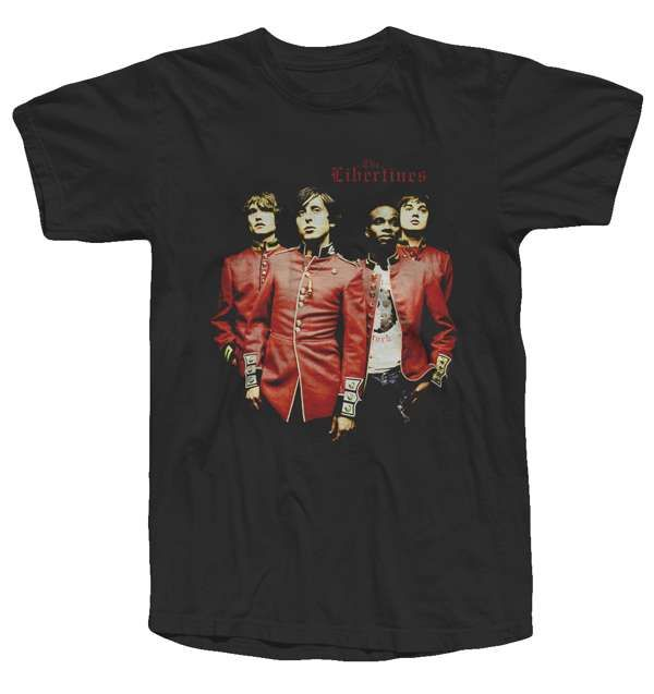 Libertines Vintage T-Shirt - The Libertines