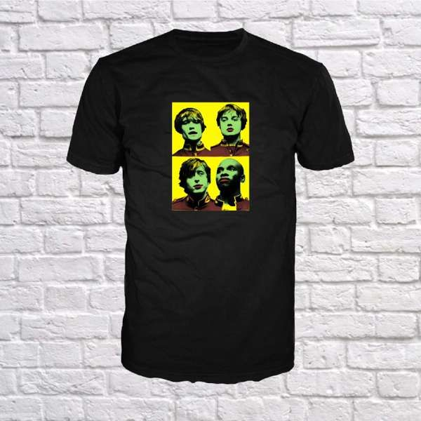 Limited Edition Pop Art Tee - The Libertines