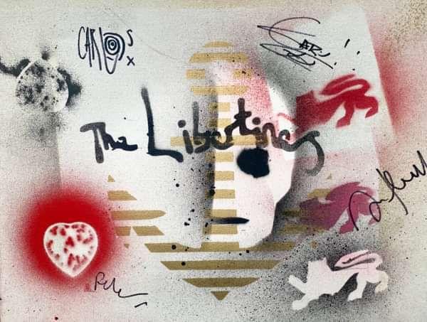 Man The Decks Artwork 1 of 4 - The Libertines