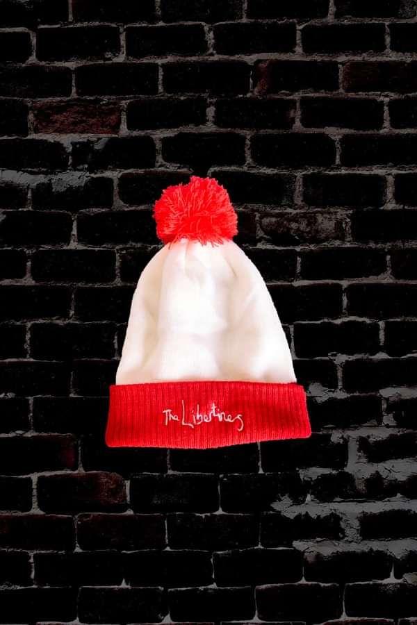 New Logo Bobble Hat - The Libertines