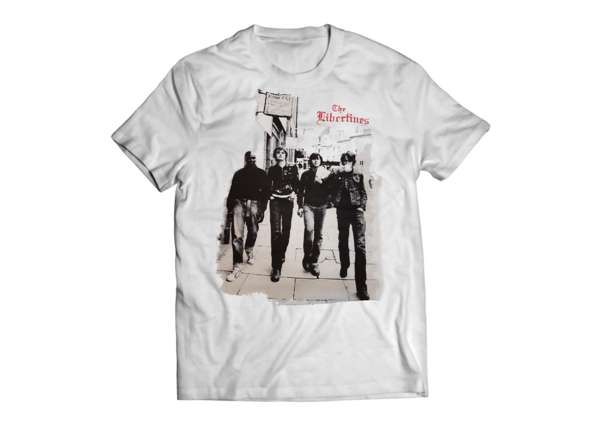 Old English Tee - The Libertines