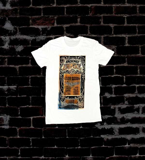 SALE!! Hackney Empire Tee (XL only left) - The Libertines