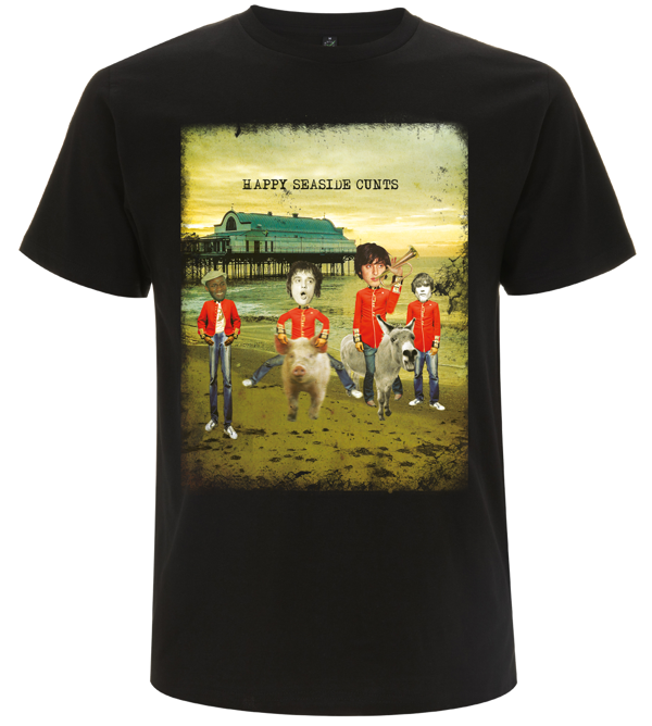 SALE!!! Sea Side T-Shirt - The Libertines