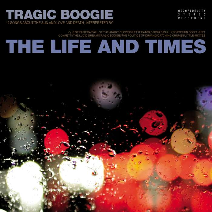 10 Year Anniversary Repressing of Tragic Boogie - The Life and Times