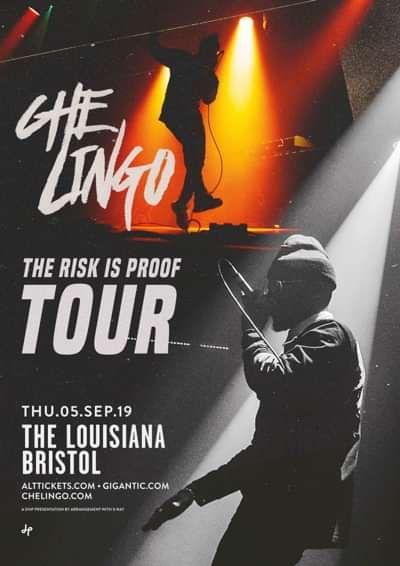 Tickets - The Louisiana