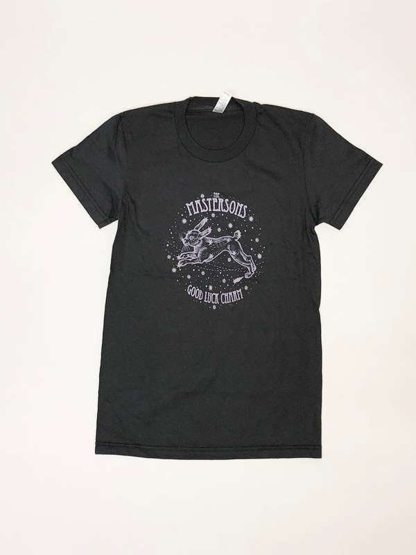 *On Sale* Good Luck Charm- Ladies Tee - The Mastersons