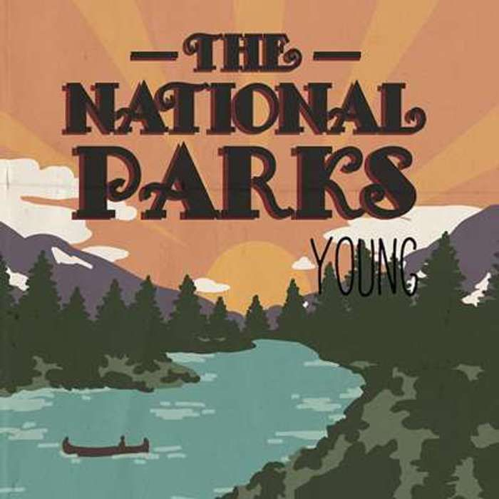 Young LP- Blemished Jacket - The National Parks