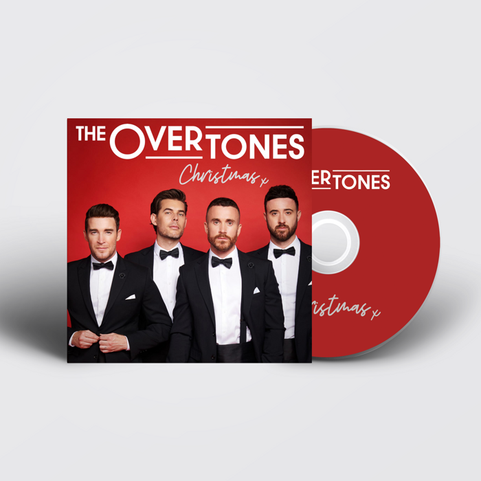 Christmas (Signed CD) - The Overtones