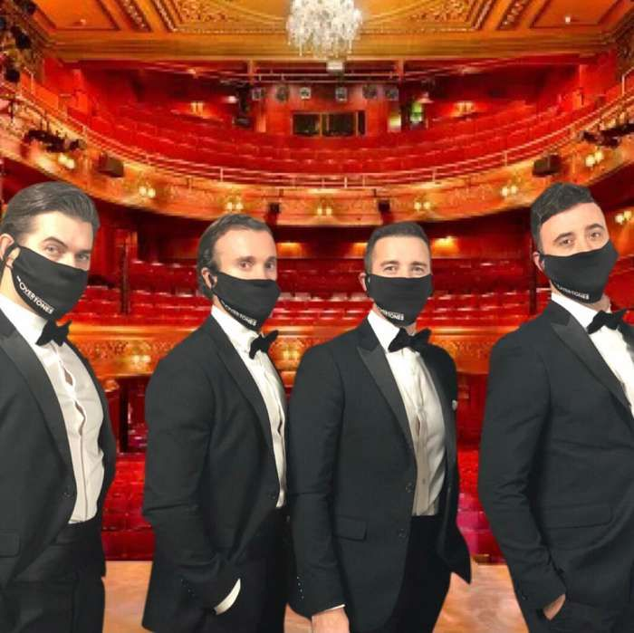 Face Mask - The Overtones