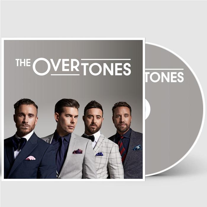 The Overtones (CD) - The Overtones