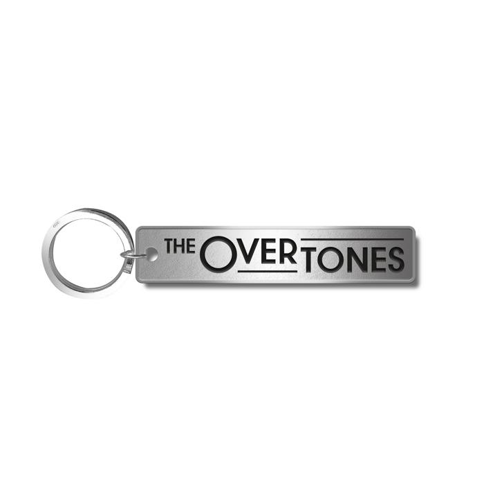 The Overtones Keyring - The Overtones