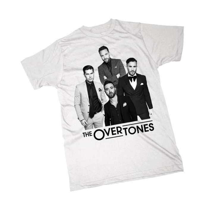 The Overtones T-Shirt - The Overtones