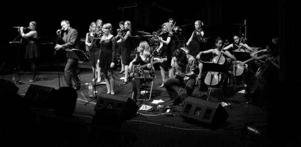 Body Clock - The Paul Dunton Orchestra