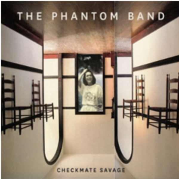 CHECKMATE SAVAGE (CD Album) - The Phantom Band