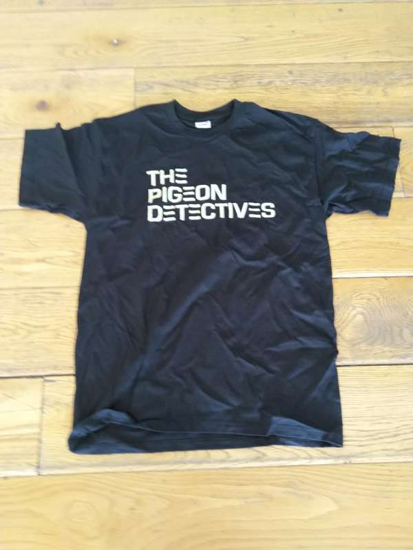 Millennium Square 2008 T Shirt - The Pigeon Detectives