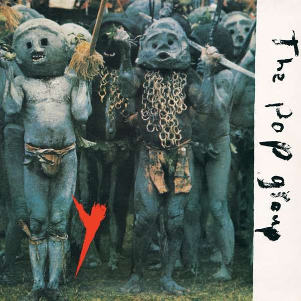 The Pop Group- Y (Remastered) CD - The Pop Group