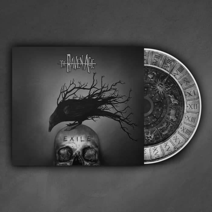 Exile - Digipak CD Album - The Raven Age US
