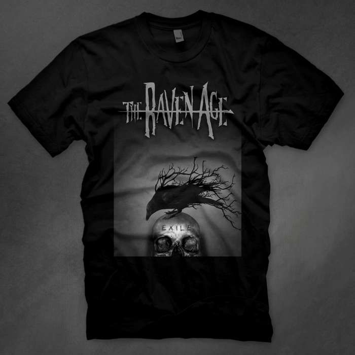 Exile T-Shirt - The Raven Age US