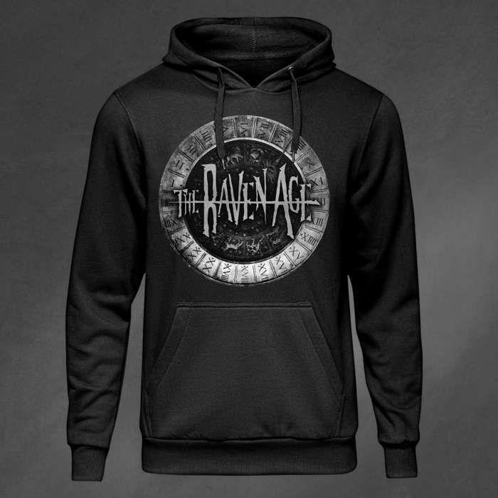 The Day the World Stood Still - Hoodie - The Raven Age US