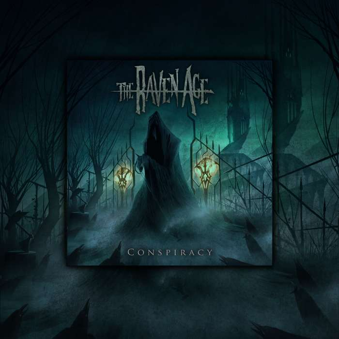 Conspiracy - Digipak CD Album - The Raven Age