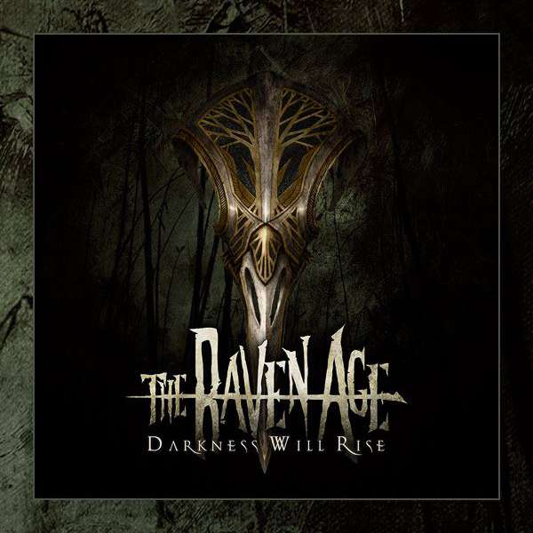 Darkness Will Rise - CD Album - The Raven Age