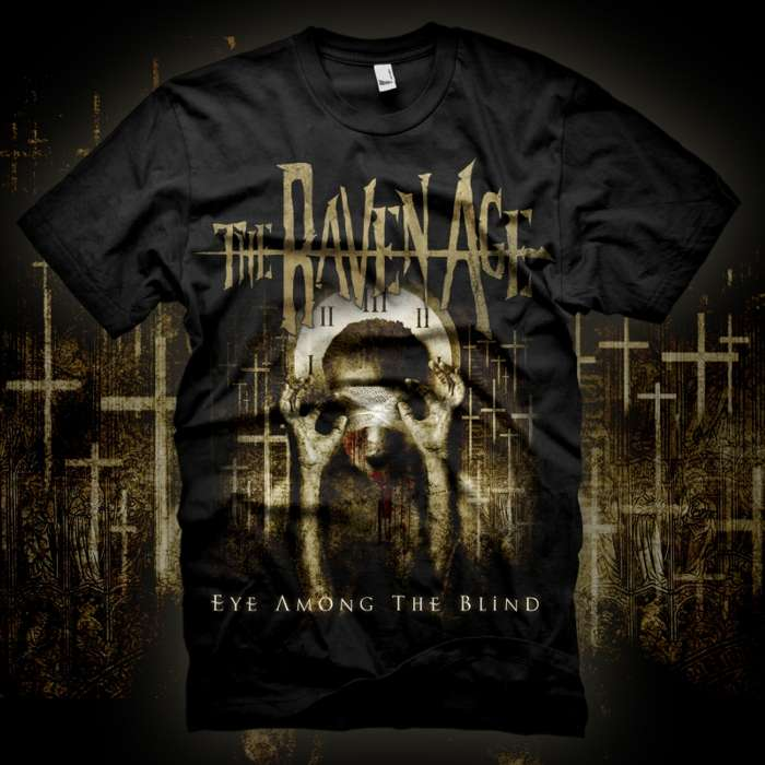 Eye Among The Blind - T-Shirt - The Raven Age