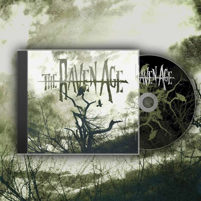 'The Raven Age' EP - CD - The Raven Age